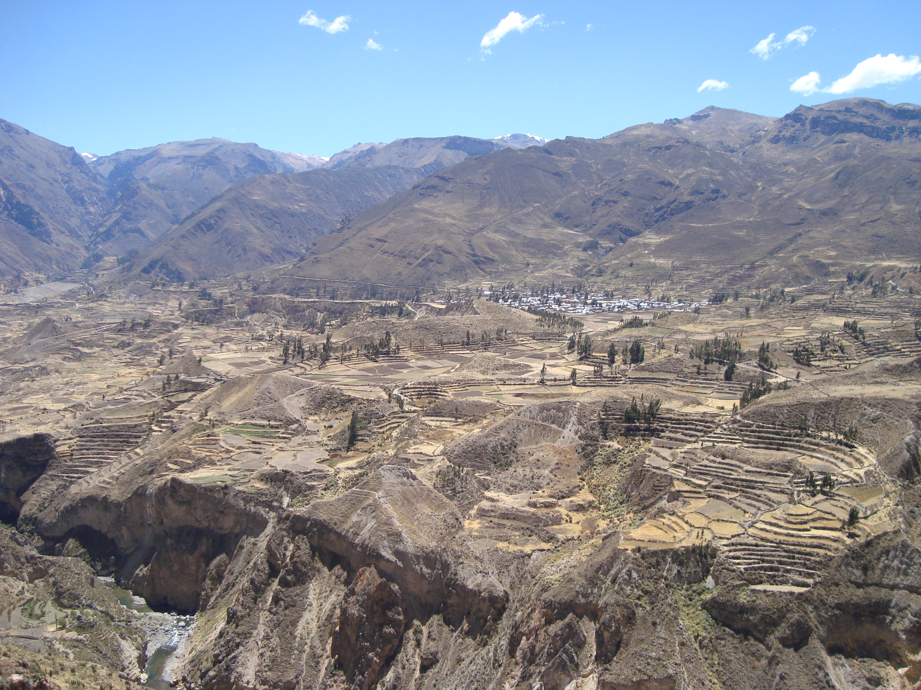 Colca Canyon Tour From Arequipa