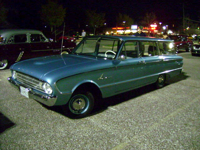 Ford falcon wagon for sale craigslist