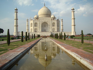 India - Agra (Taj Mahal)