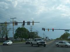 U-turn signal