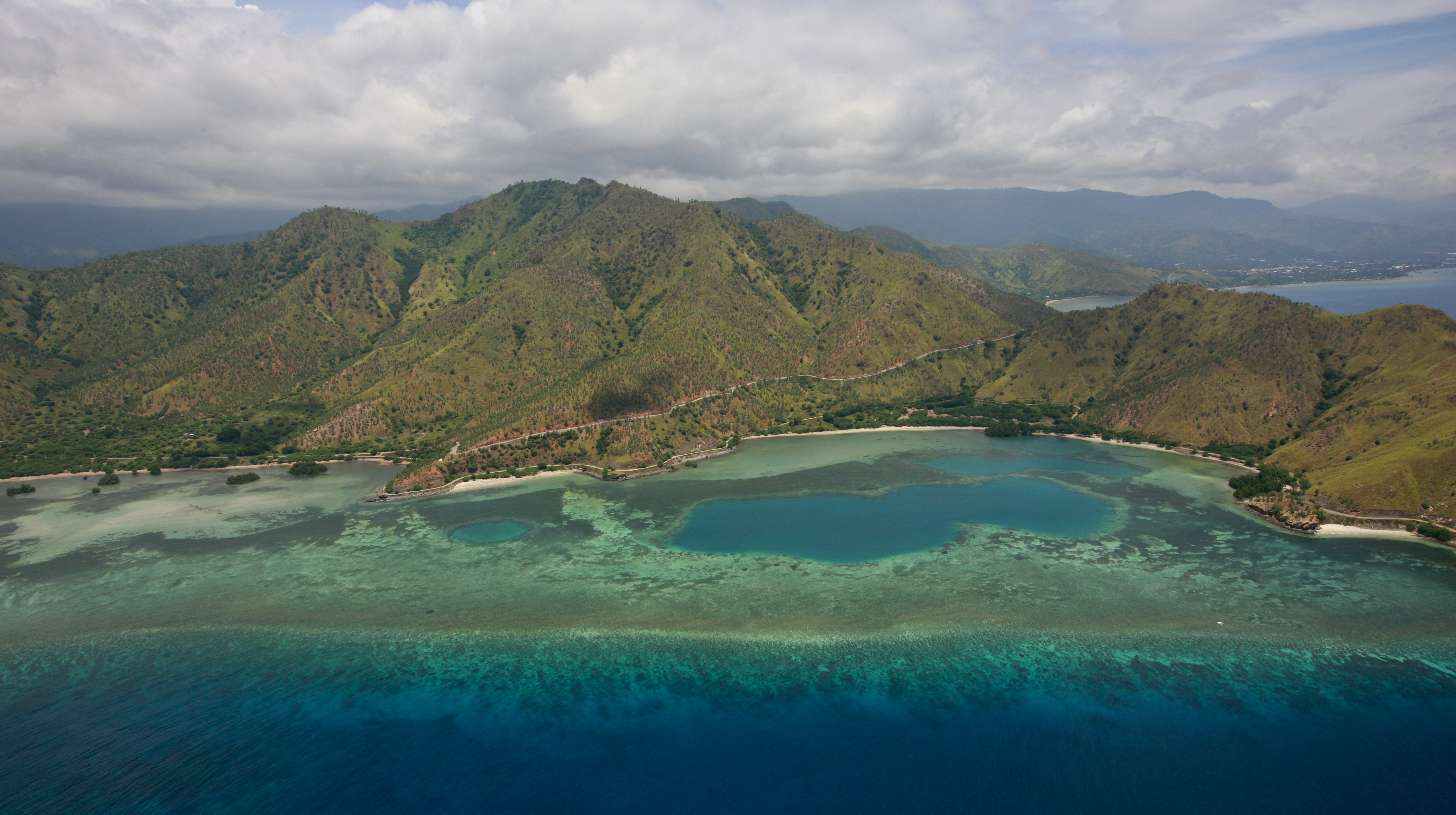 Aerial View near Dili, Timor-Leste | Flickr - Photo Sharing!