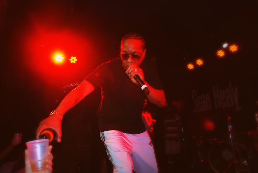 DJ Quik in BK, 6/9/11