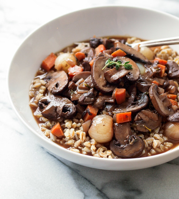 Smitten Kitchen's Mushroom Bourguignon Recipes — Dishmaps