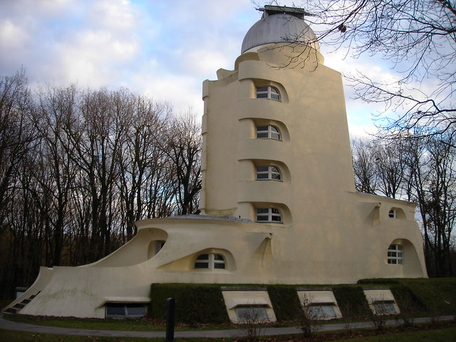Wieża Einsteina, Einsteinturm