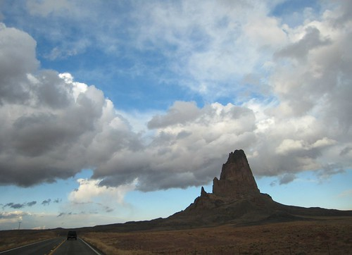 REZ, Monument Valley, Clouds, Arizona, Sout… IMG_1299
