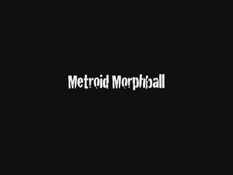 Metroid Morphball