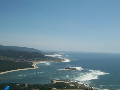 Costa portuguesa de Caminha