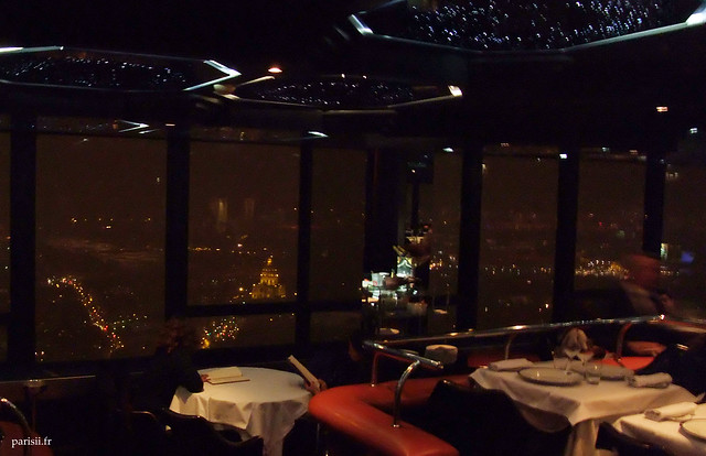 le ciel de paris restaurant panoramique flickr photo