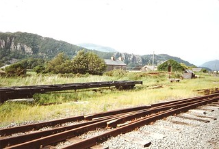 Welshpool and Llanfair Light Railway - tracks