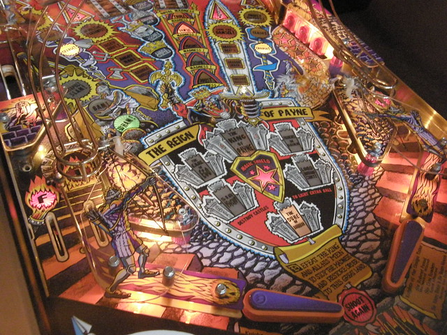 medieval madness pinball flickr photo sharing