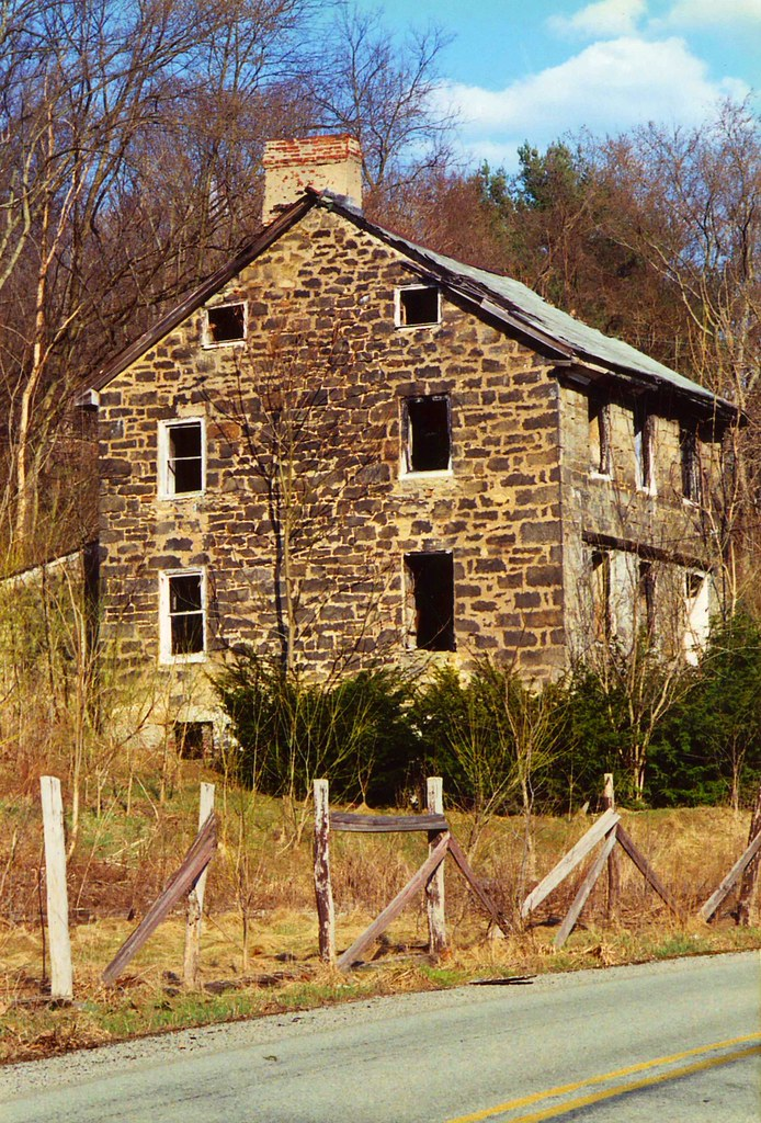 Stone House Near Brownsville Pa A Photo On Flickriver