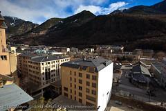 Andorra city views: Andorra la Vella