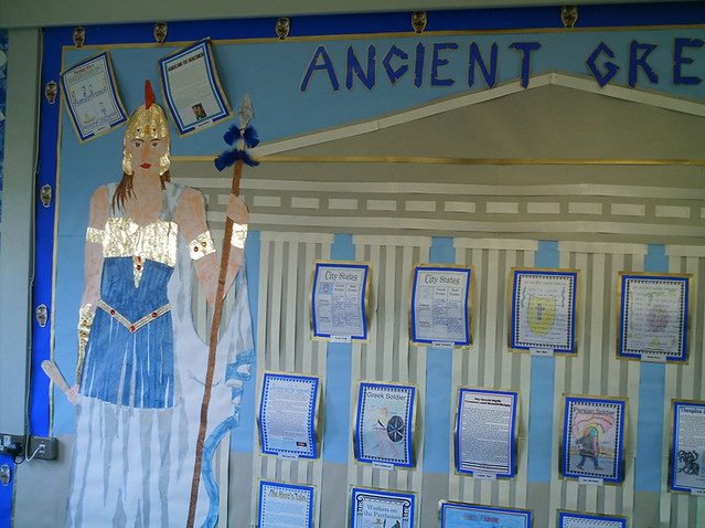 Ancient History Classroom Decorations ~ Ancient greece flickr photo sharing