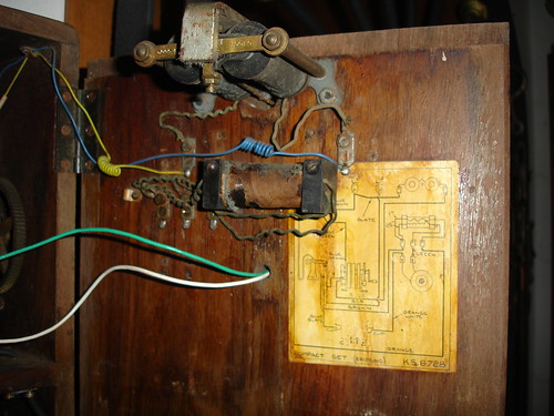 Antico telefono a manovella western electric company e breve storia non solo ferri vecchi - Telefoni a parete ...