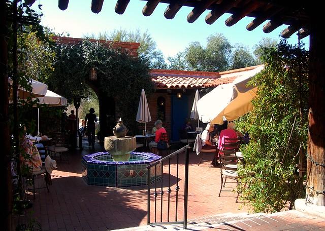 Tohono Chul Tea Room Tucson