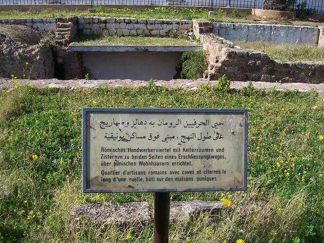 Carthage / The Magon quarter