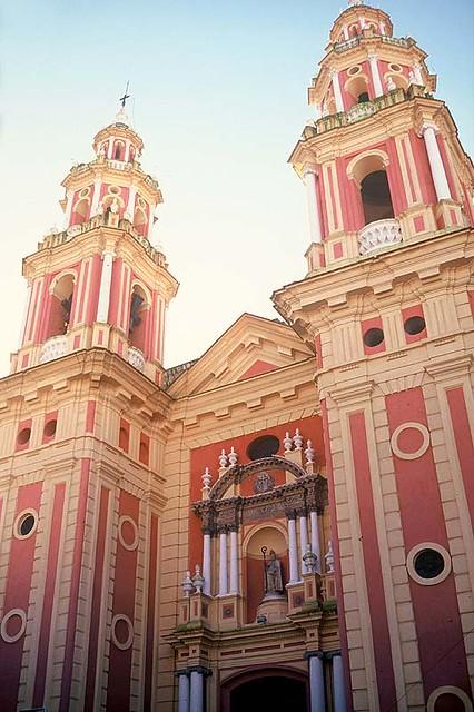 Iglesia de San Ildefonso, Seville.