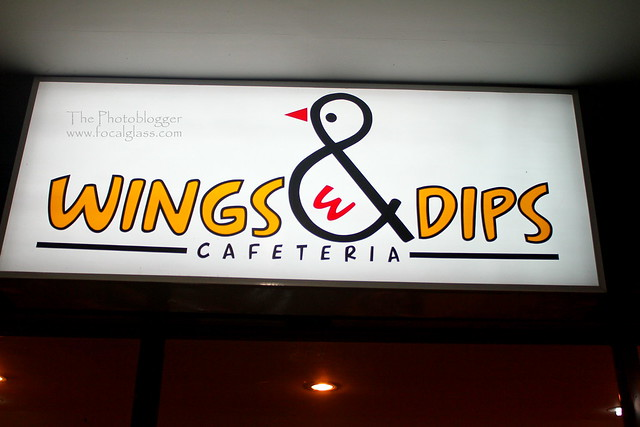 Wings and Dips