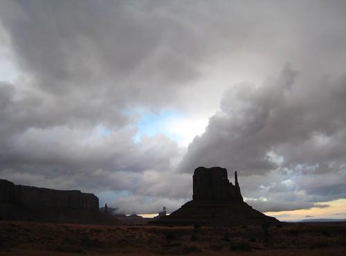 REZ, Monument Valley, Clouds, Arizona, Sout… IMG_1332
