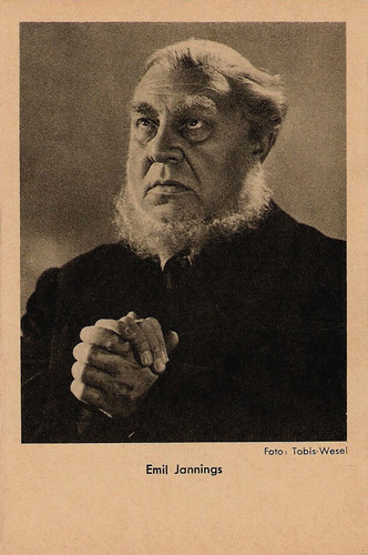 Emil Jannings in Ohm Krüger (1941)