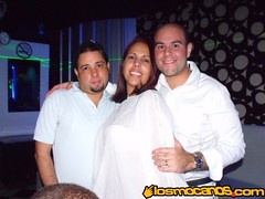 San Andres: White Party @ 87.7 Pub Radio