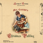 Scrooge & Cratchitt Brand Christmas Pudding