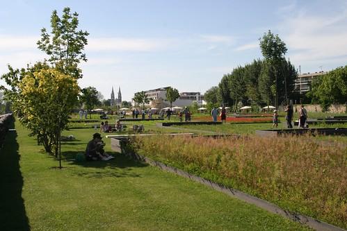Bordeaux france organisation des villes du patrimoine for Appartement bordeaux jardin botanique