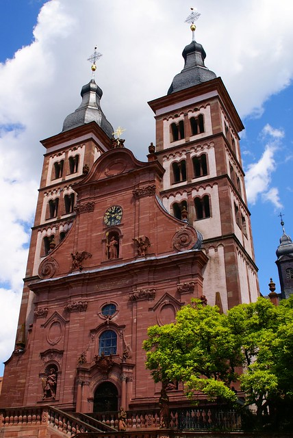 Amorbach, Abteikirche (Abbey Church)
