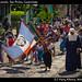 Independence parade, San Pedro, Guatemala