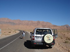 Tour in south Morocco by 4WD