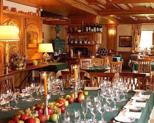 Auberge de la maison di entr ves courmayeur aosta for Auberge de la maison entreves