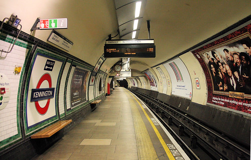 Kennington Underground station