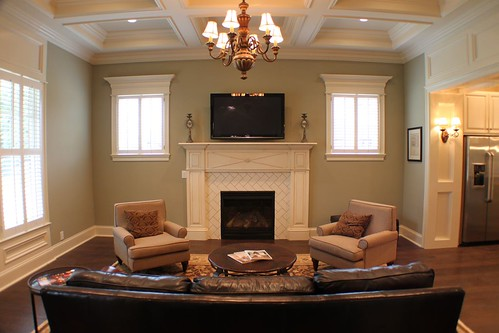 Norton Commons Homes For Sale   Residing area photograph of Stonecroft Properties inside of finest selling model