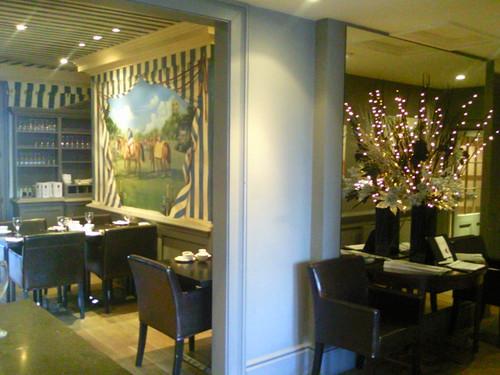 Review of the grange hotel york europe a la carte travel blog - The grange hotel restaurant ...