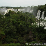 Falls as Far as the Eye Can See - Iguazu Falls, Argentina