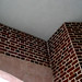 Small photo of UF Dauer Brick Outside Doorway West