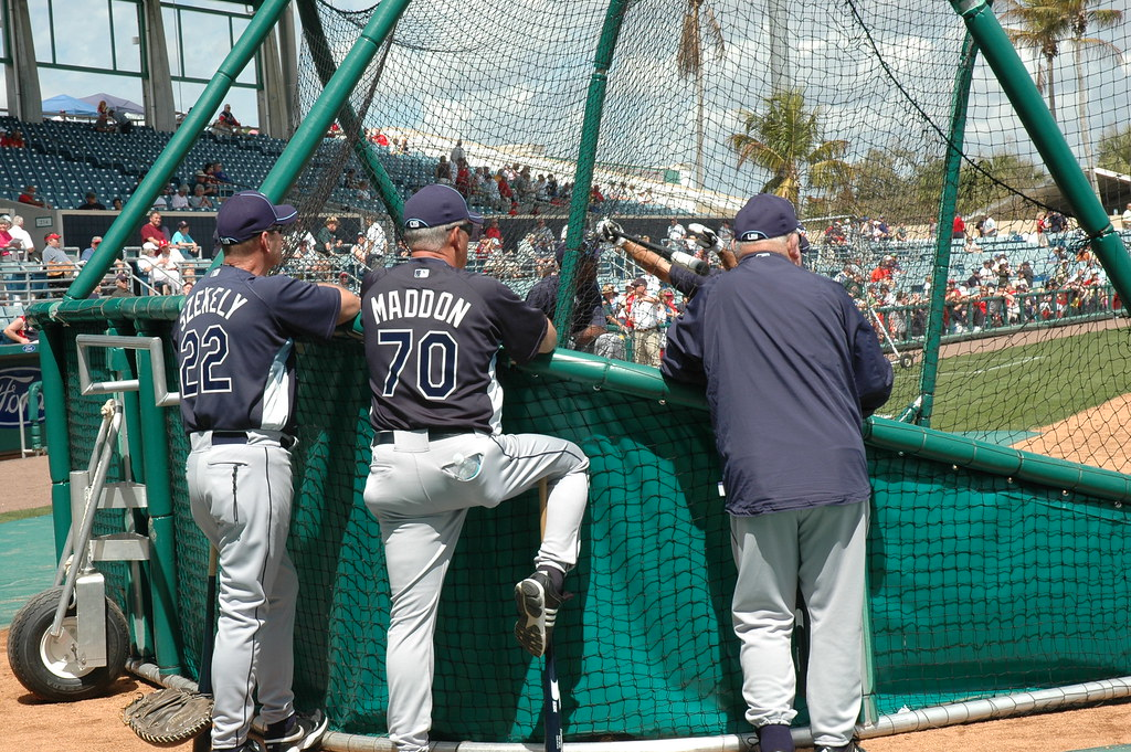 Tampa Bay Rays Coaches