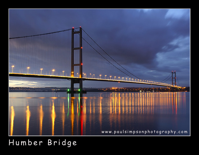 Look Up A Number >> Humber Bridge   Flickr - Photo Sharing!