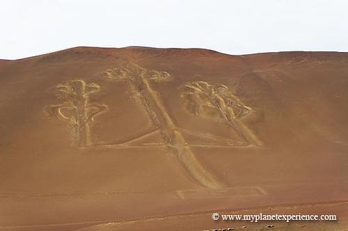 The Paracas Candelabra - Peru