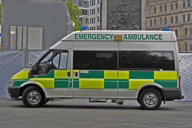 Ford Transit Van >> Ford Transit Emergency Ambulance   Flickr - Photo Sharing!