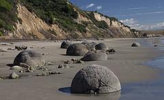 Moeraki Boulders (iv)