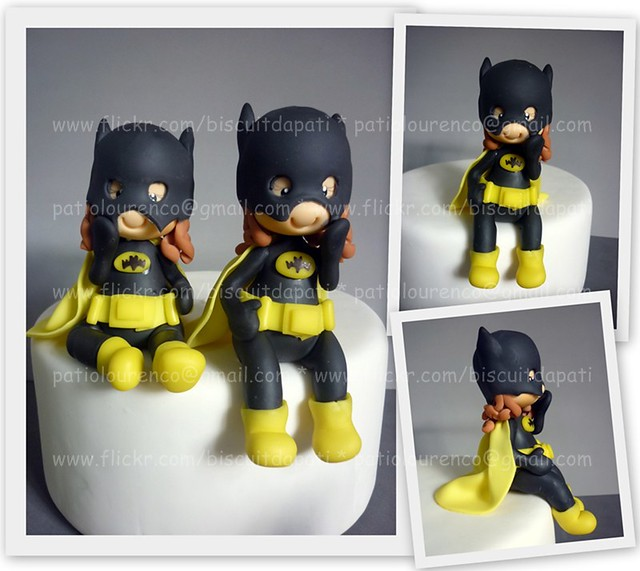 batman and batgirl wedding cake topper batgirl flickr photo 11113