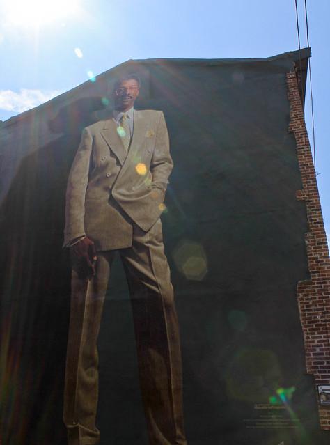 Dr j flickr photo sharing for Dr j mural philadelphia
