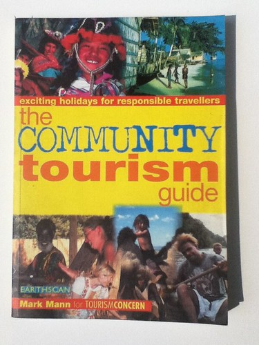 Books: Community Tourism Guide