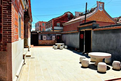 Sab, 09/13/2014 - 12:15 - 吳秀才厝 Wúxiùcáicuò Scholar Wu's Abode - Residence of Wuxiucai - 烈嶼吳秀才厝