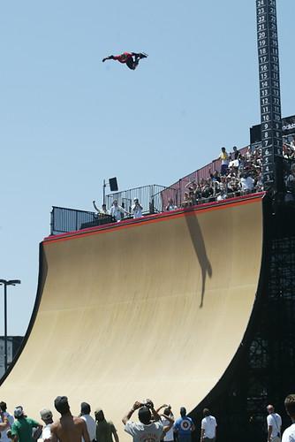 X Games Big Air Skateboard