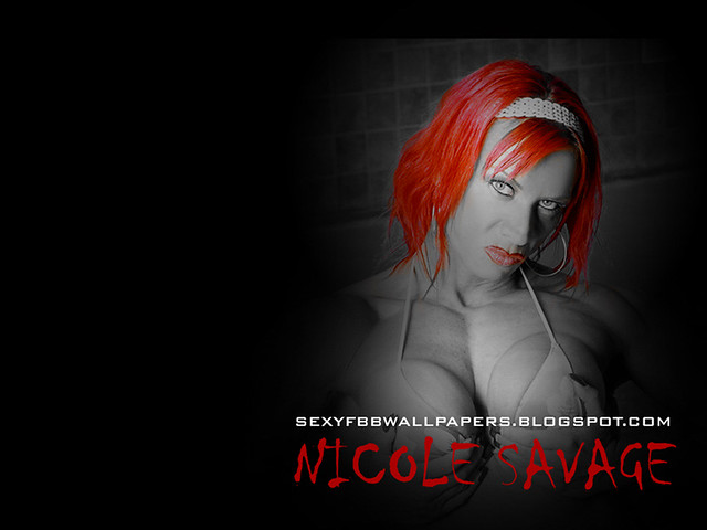 nicole savage Wallpaper