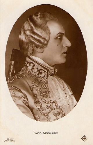 Iwan Mosjukin