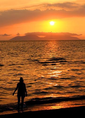 city sunset summer sky canon landscape eos gold mare estate albania soe vlora shqiperia vlore valona rubyphotographer 1000d