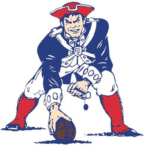 Patriots Old Logo Spy Game Camera   Flickr - Photo Sharing!